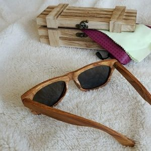 0bea06cc3c41 Bobo Bird Accessories - Wooden Sunglasses